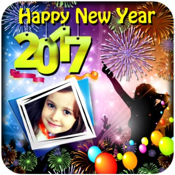 Amazoncom Happy New Year 2017 Frames Appstore For Android
