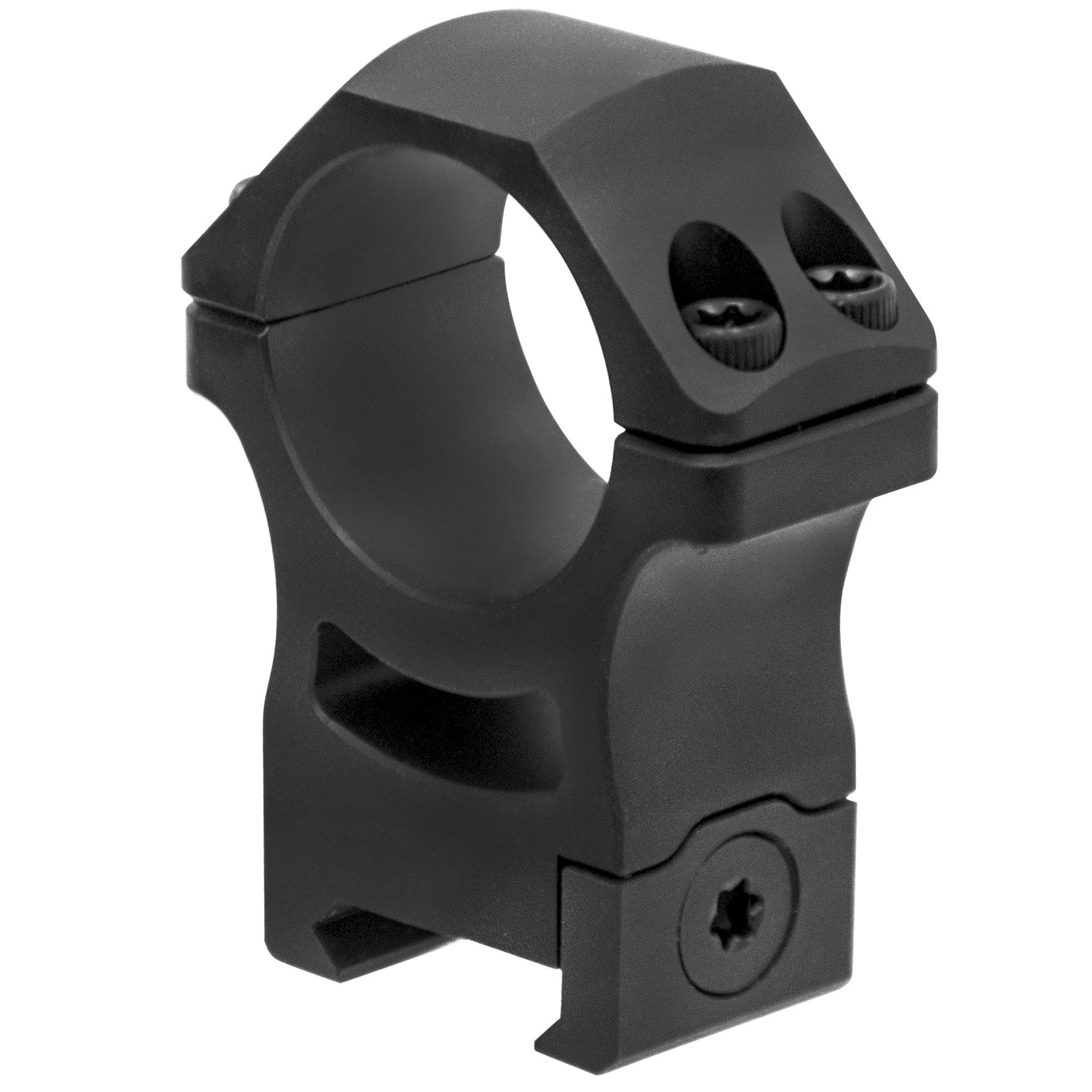 UTG PRO US Made 30mm/2PCs High Profile POI Picatinny Rings by UTG Pro