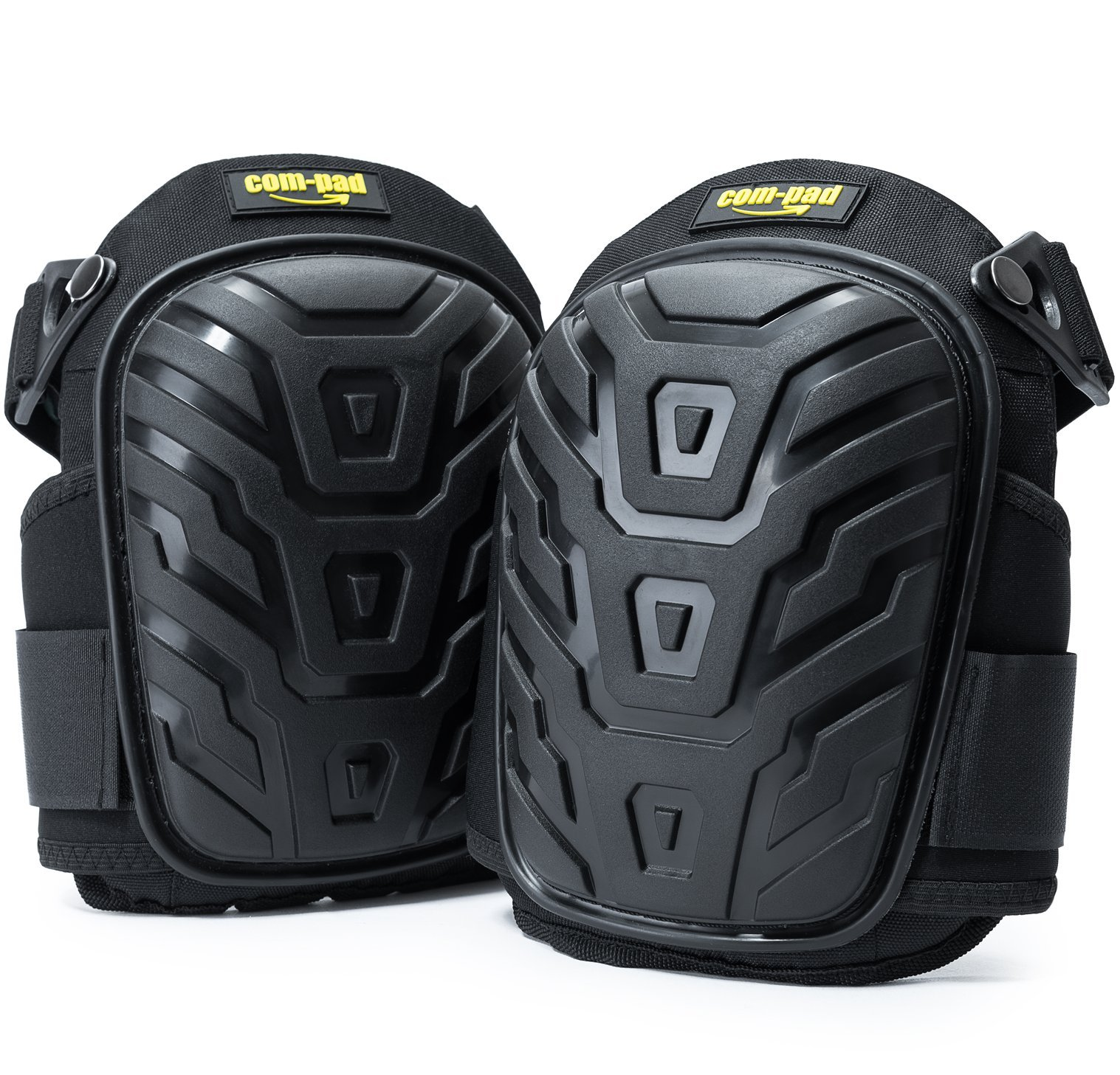 Superior Gel Knee Pads For Work - Foam Padding Gardening/Construction Knee Pads - Extremly Comfortable Kneepads To Save Your Knees