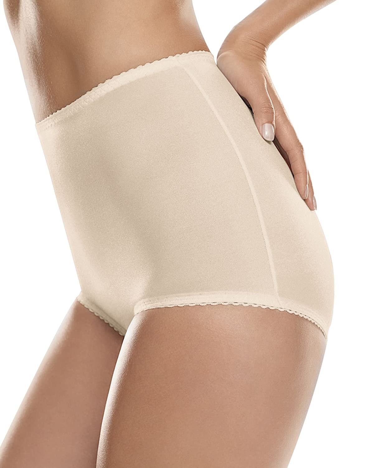 fab36ac682 Hanes Shaper Brief 2-Pack at Amazon Women s Clothing store