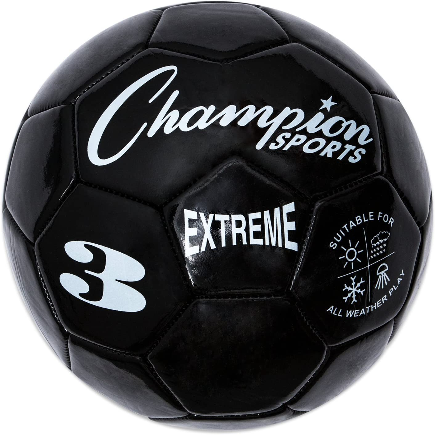 New UEFA Champion League Squeezy Soft Mini Football Soccer Stress Ball Pack of 3