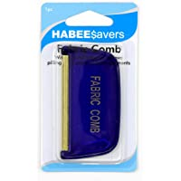 HABEE SAVERS Fabric Comb Lint and Fuzz Remover