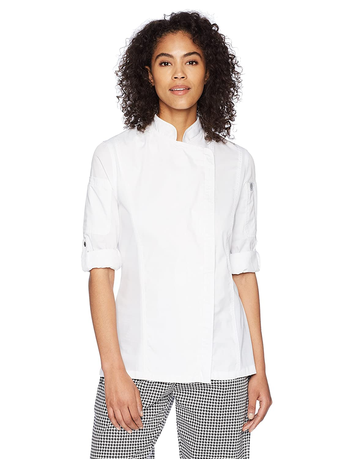 Chef Works Womens Standard Hartford Chef Coat