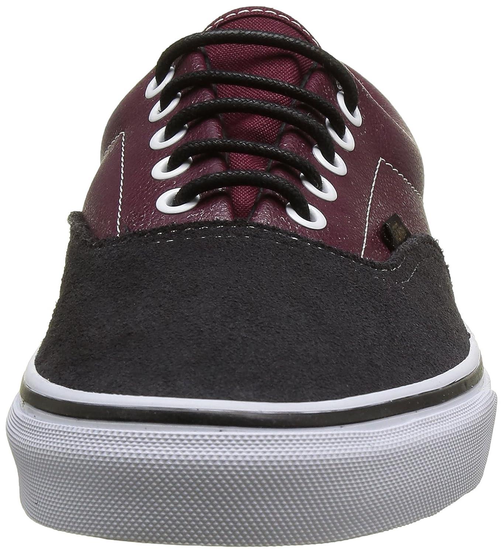 Vans Era ((Suede Unisex-Erwachsene Niedrig-Top Sneakers Mehrfarbig ((Suede Era & Leder) Port Royale/Asphalt) 7e5f23