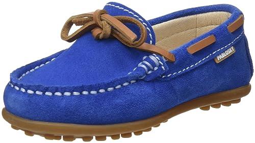 Pablosky 123242, Mocasines para Niños, Azul, 30 EU: Amazon.es: Zapatos y complementos