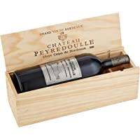 Chateau Peyredoulle Magnum Merlot Malbec 2013 in Wooden Box, 150 cl