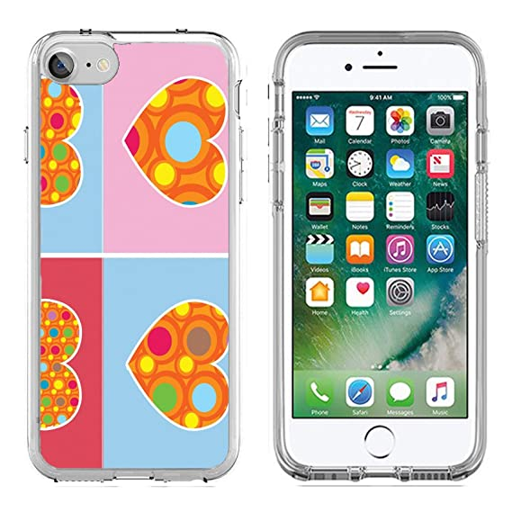 Amazon Msd Apple Iphone 7iphone 8 Clear Case Soft Tpu Rubber