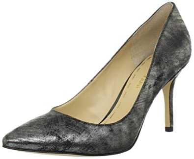 d701f609f4 Image Unavailable. Image not available for. Color: Enzo Angiolini Women's  CALLME2, Dark Pewter Fabric, ...