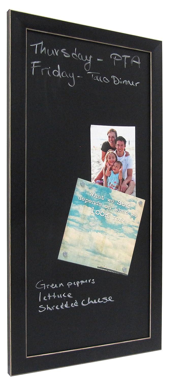 Amazon.com: Pizarrón magnético enmarcado Wyeth ...