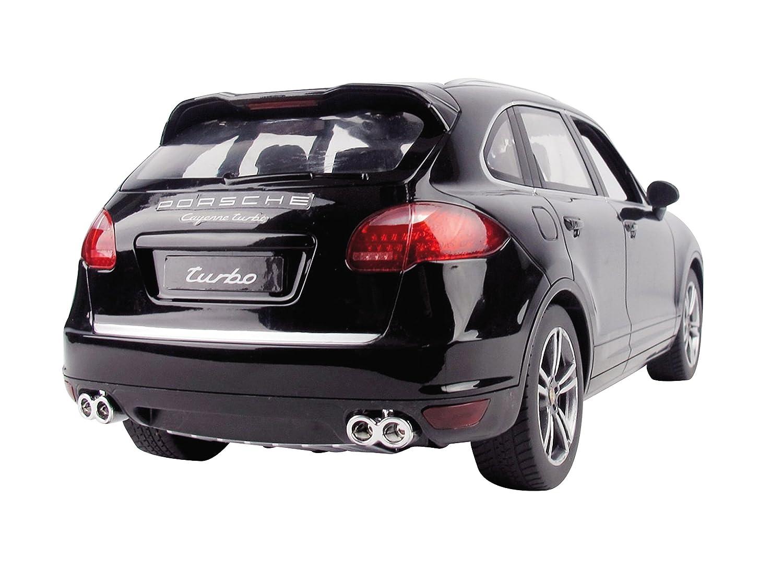 Jamara Porsche Cayenne Turbo - juguetes de control remoto (346 mm, 139 mm, 122 mm, 203 g): Amazon.es: Juguetes y juegos
