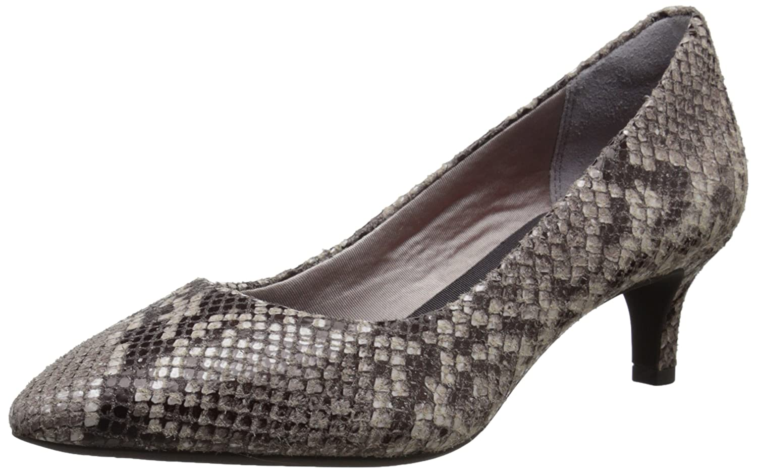 Rockport Women's Total Motion Kalila Dress Pump B013QSLGRI 9.5 B(M) US|Roccia Python