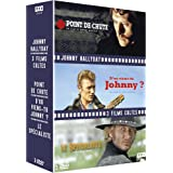 Johnny Hallyday - 3 films cultes : Point de chute + D'où viens-tu Johnny + Le Spécialiste