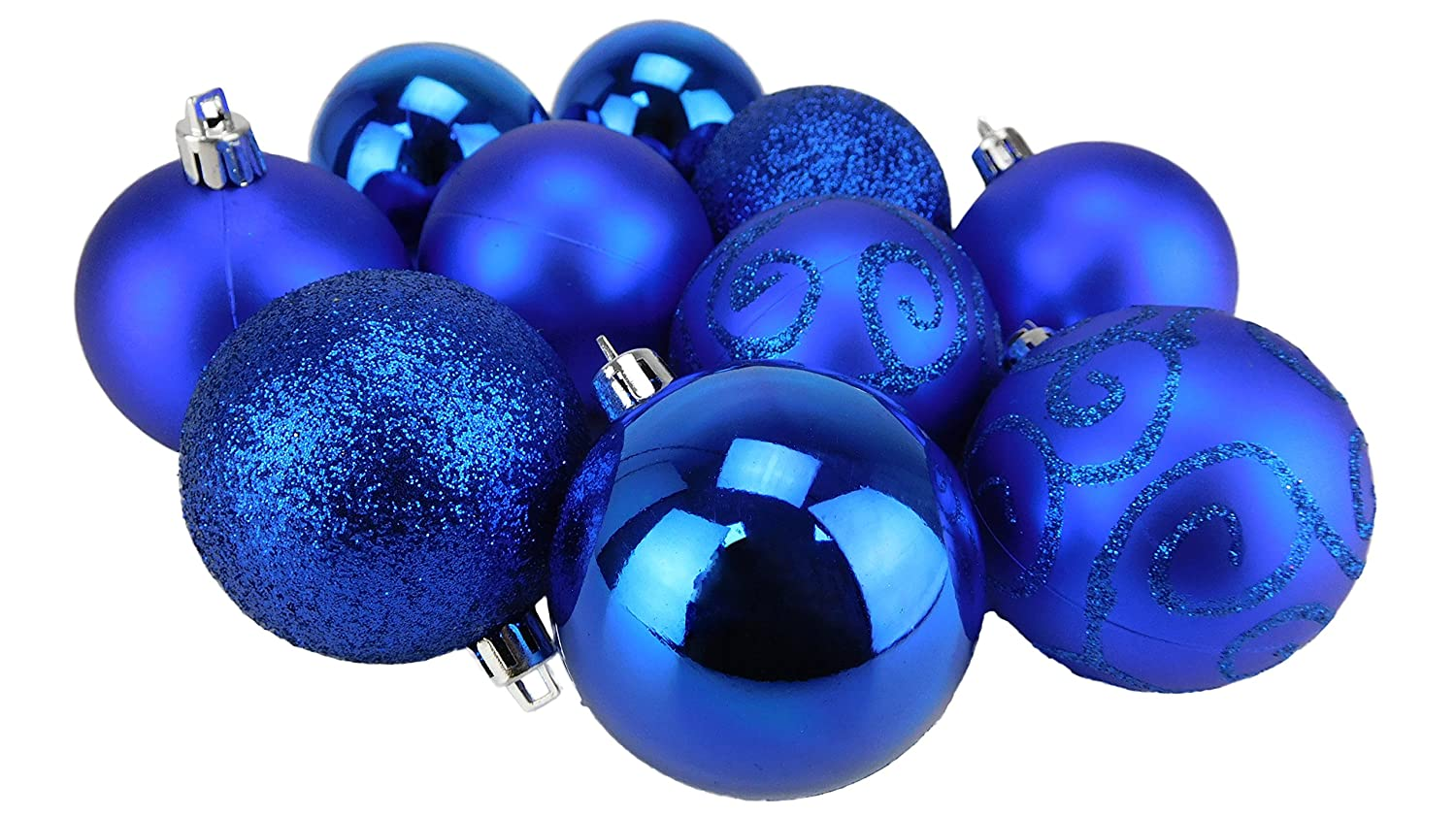 Baby Nursery Mesmerizing Baubles For Christmas Blue Gold