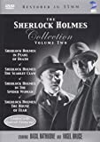 The Sherlock Holmes Collection, Vol. 2 (The House of Fear/The Spider Woman/Pearl of Death/The Scarlet Claw) [Import USA Zone 1]