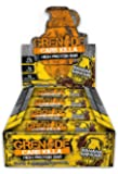 Carb Grenade Killa et Low Carb Bar, 12 x 60 g de banane - Armor