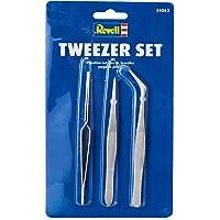 Revell 39063 - accessoires, set van 3 pincetten
