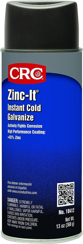 CRC Zinc-It Instant Cold Galvanize