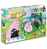 Dujardin - 01146 - Jeu de Société - Barbapapa Happy Colory
