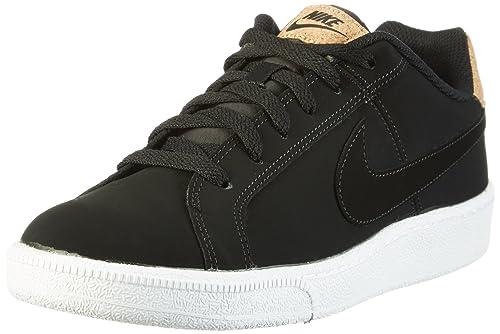 Nike 805556, Zapatillas Hombre, Negro (Noir/Blanc/Marron), 40 EU