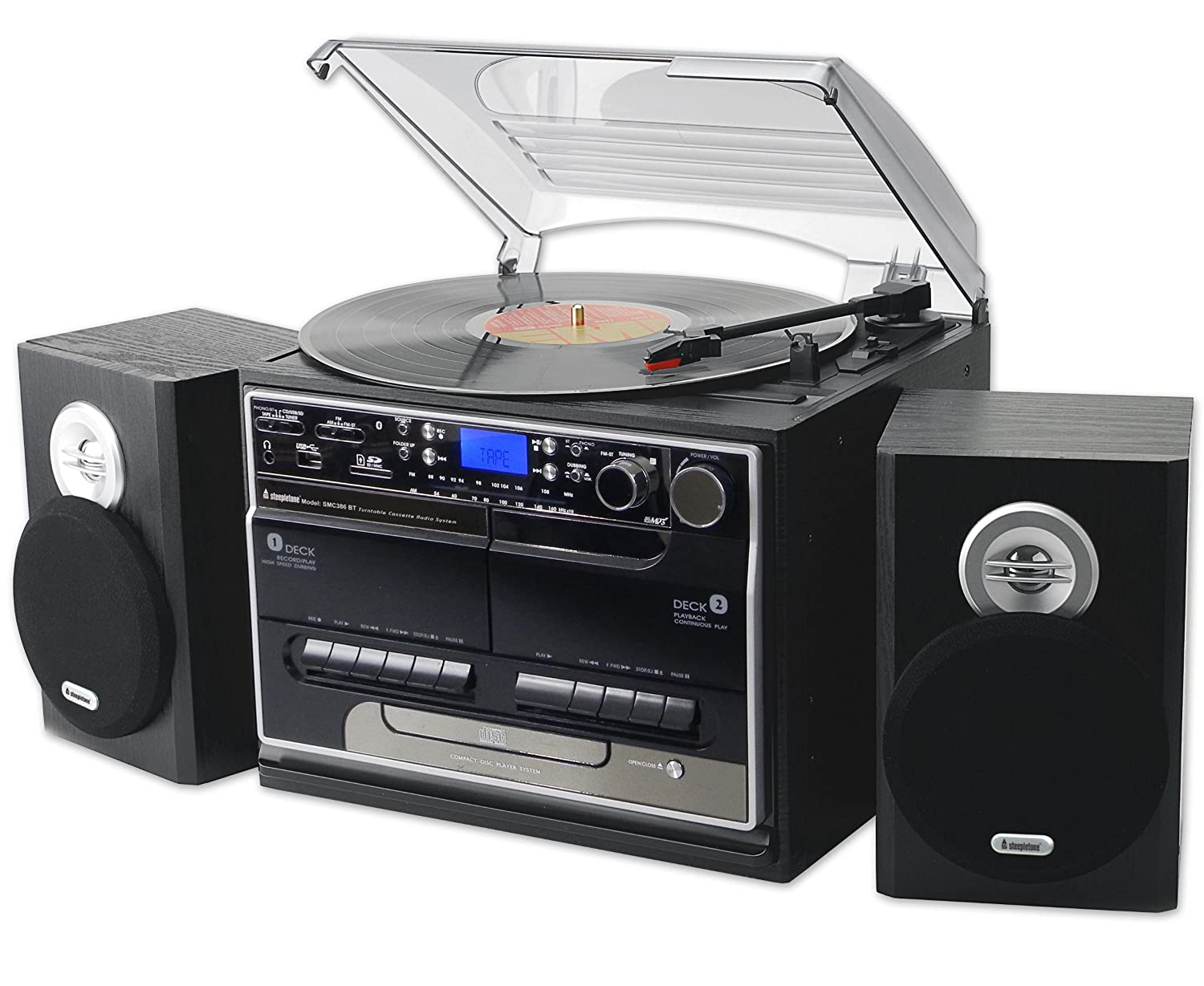 Top 20 Best Stereo Shelf Systems Reviewed 2019 2020 On