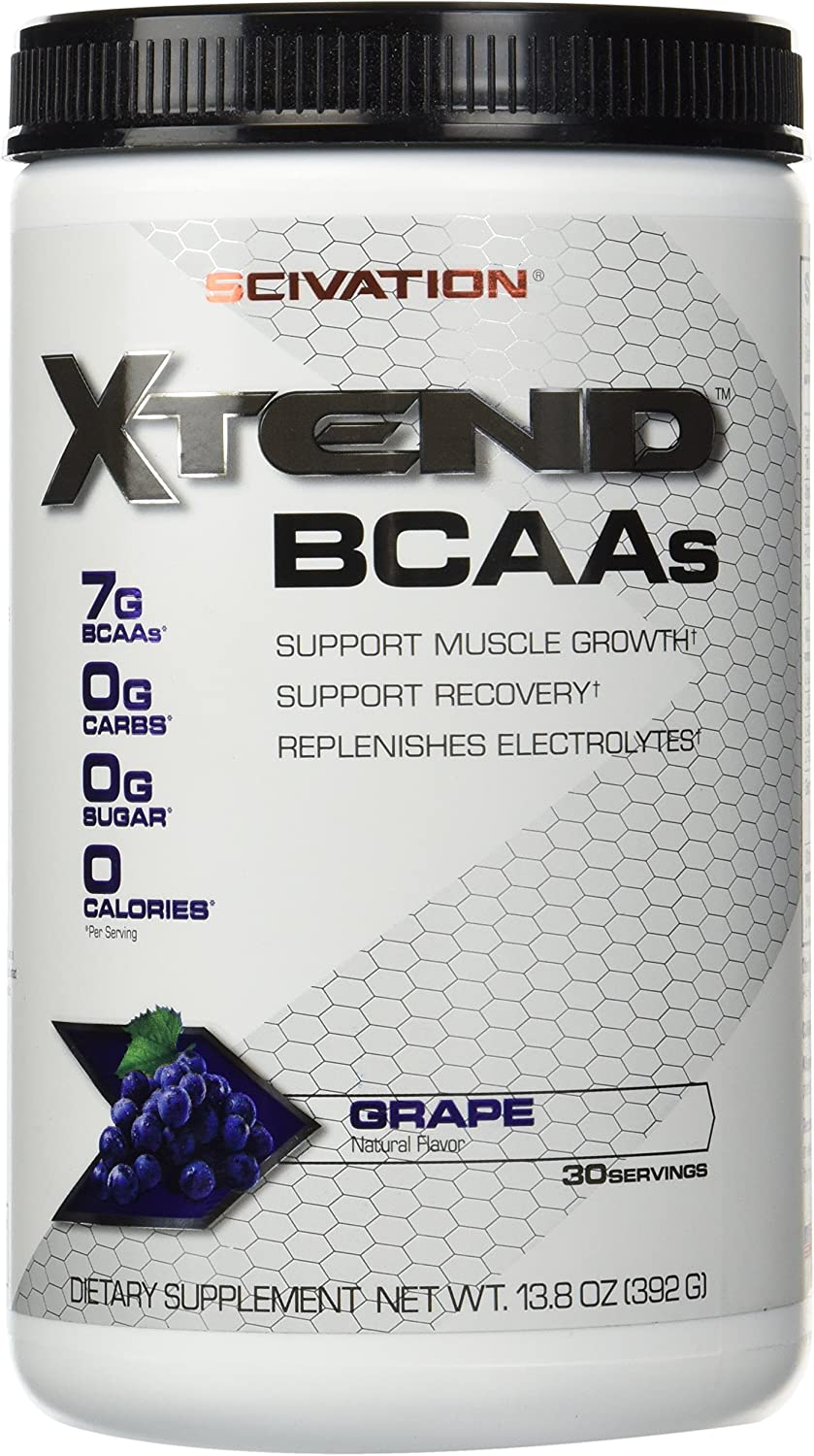 Scivation Xtend – Grape Escape, 30 Servings 13.8oz