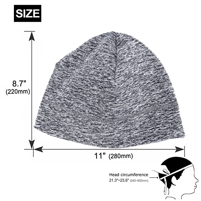 5b89ef0802d TAGVO Winter Fleece Beanie Cap