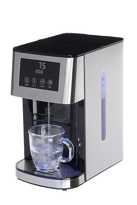 Trebs 99341 dispensador de agua caliente, 4 L 2600 W, aspecto de acero inoxidable