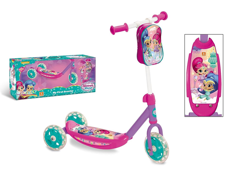 Amazon.com: Mondo World 18465 - Patinete para bebé 3 ruedas ...