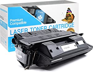 SuppliesOutlet Compatible Toner Cartridge Replacement for HP 27X / C4127X (Black,1 Pack)