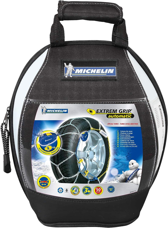 MICHELIN 007760 Catene da Neve Extra-Grip Automatiche 1 Paio
