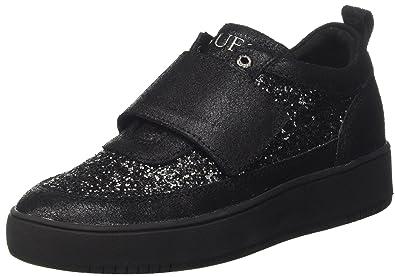 Flo, Sneakers Basses Femme, Noir (Nero), 38 EUGuess