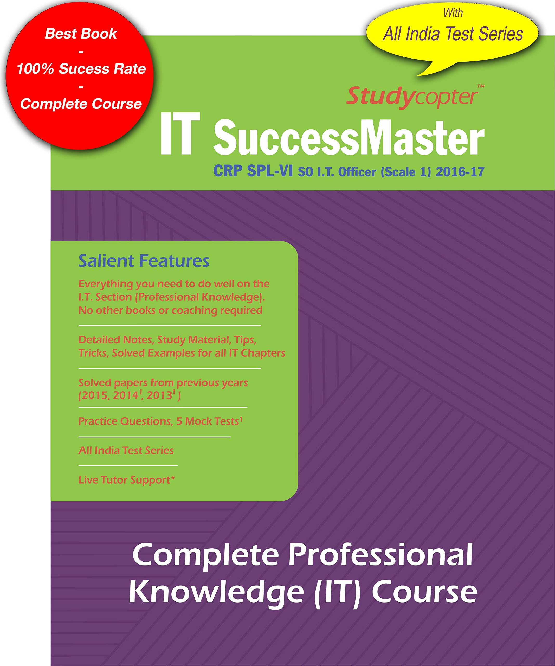 Study pdf it officer professional knowledge ibps material