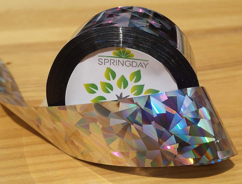Springday Kit Varity Repelente de pájaros Reflectantes, para ...