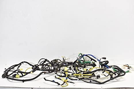 Amazon.com: Subaru 2017 WRX Rear Wiring Harness Floor ... on obd0 to obd1 conversion harness, pet harness, cable harness, nakamichi harness, alpine stereo harness, fall protection harness, electrical harness, safety harness, dog harness, pony harness, battery harness, oxygen sensor extension harness, maxi-seal harness, radio harness, suspension harness, engine harness, amp bypass harness,