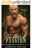 For Love of Passion (Stone Brothers Book 4)