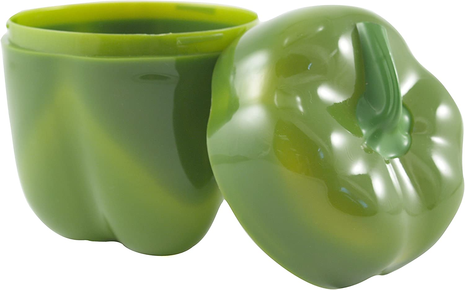 Gourmac Food Saver Green Pepper Storage Container