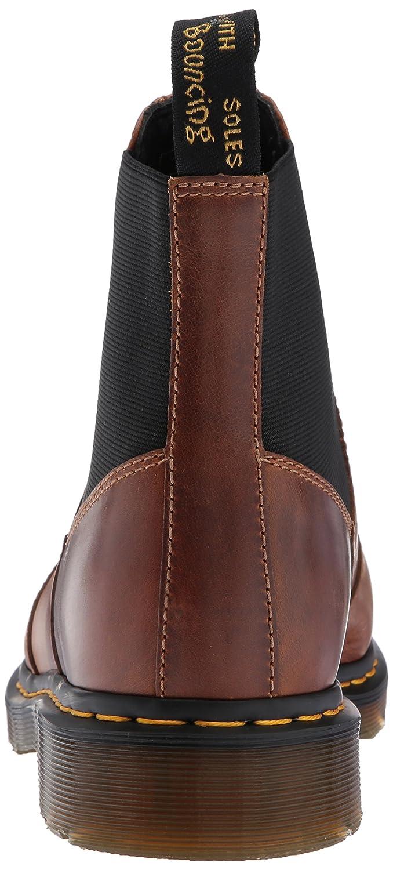 Dr.Martens Uomo Hardy Leather stivali stivali stivali c9526d