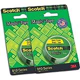 Scotch Magic Tape Refill -pack of 2