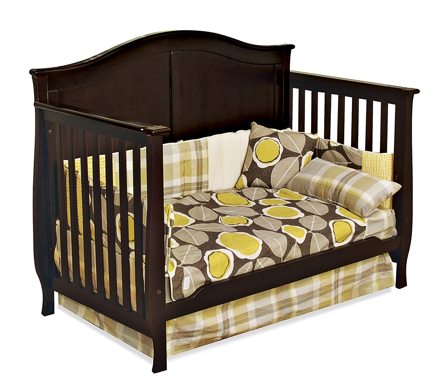 amazoncom child craft camden 4in1 convertible crib jamocha baby crib baby