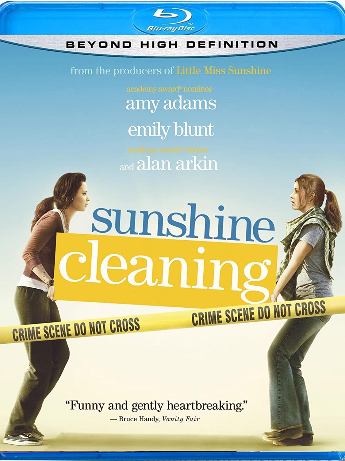 Blu-ray : Sunshine Cleaning (Blu-ray)