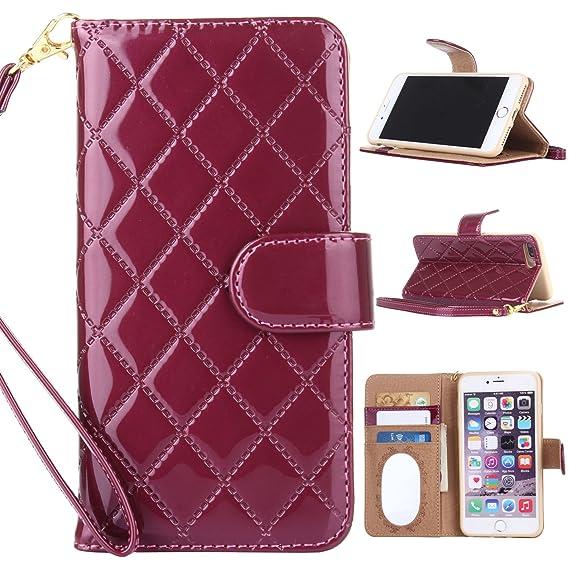 Amazon Com Iphone 7 Plus Case Iphone 7 Case Gx Lv Grid Pattern