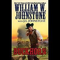 Buckhorn (A Buckhorn Western Book 1) book cover