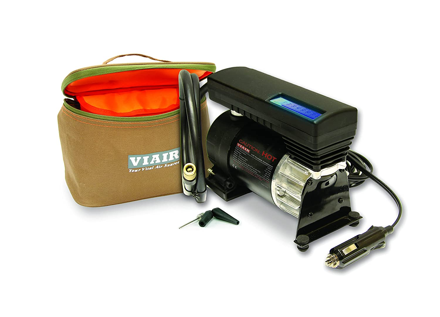 6. Viair 77P portable air compressor