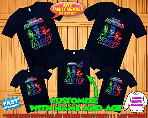 Solo Movie Personalized Birthday Party Favor Gift T-Shirt NEW