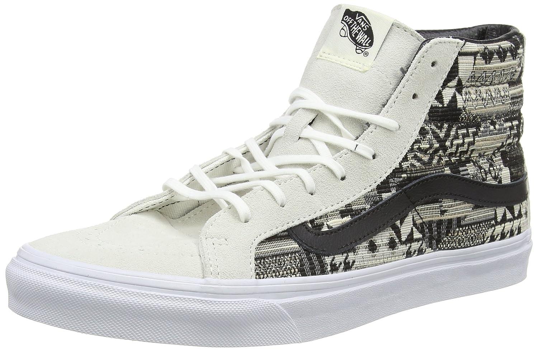 Vans Sk8-Hi Slim Ankle-High Ankle-High Ankle-High Canvas Skateboarding Shoe B019KY4PF2 Skateboarding e3258e