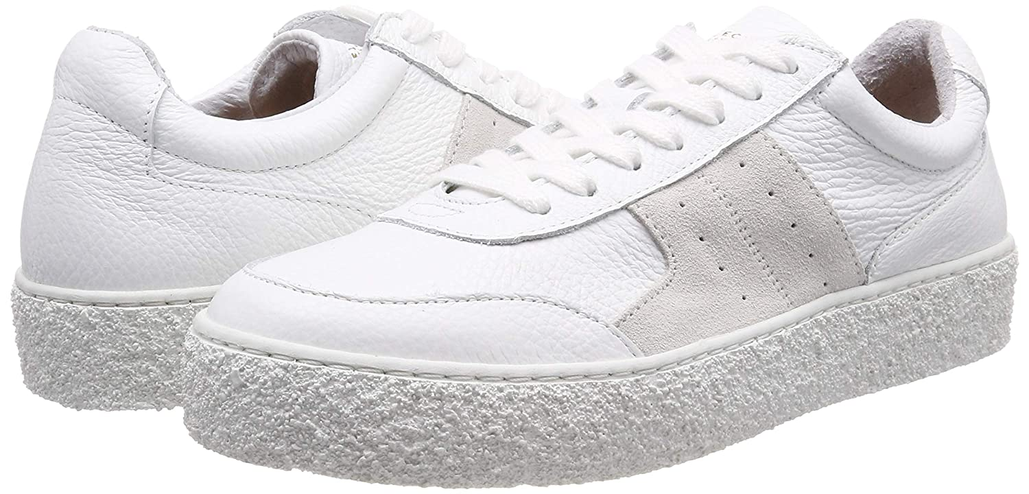 SELECTED FEMME Slfdina Damen Slfdina FEMME Leather Trainer B Turnschuhe fe3ed9