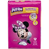 Pull-Ups Learning Designs Potty Training Pants for Girls, 4T-5T (38-50 lb.), 40 Ct. (Packaging May Vary)