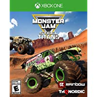 Monster Jam Steel Titans Xbox One Standard Edition Deals