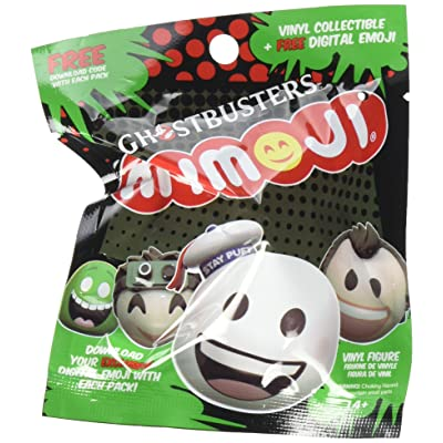 Funko Ghostbusters Mymoji Mini Vinyl Action Figure (1 Random): Artist Not Provided: Toys & Games