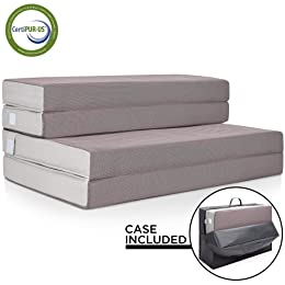 4-inch Portable Mattress by Best Choice Products